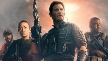 The Tomorrow War : la bande-annonce dantesque du blockbuster Amazon