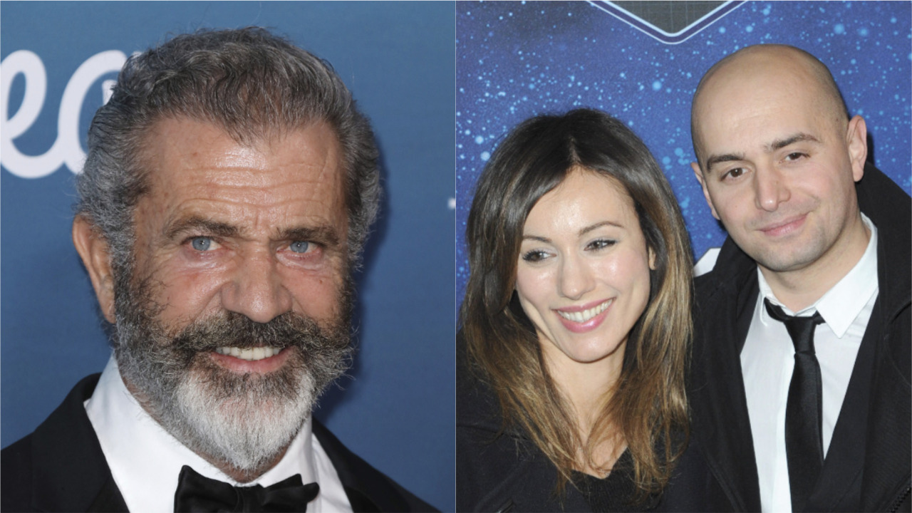 Mel Gibson en tournage à Paris pour le réalisateur de Connectés