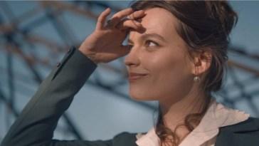 Emma Mackey, l'atout Eiffel : «Mon envie de cinéma français était de plus en plus forte»