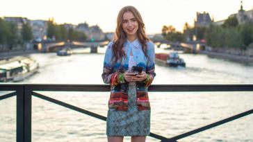 """Emily in Paris : """"Emily ne sera pas totalement devenue Parisienne dans la saison 2"""""""
