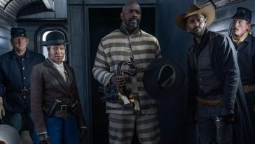 The Harder They Fall : la bande-annonce du western black de Netflix au casting fou