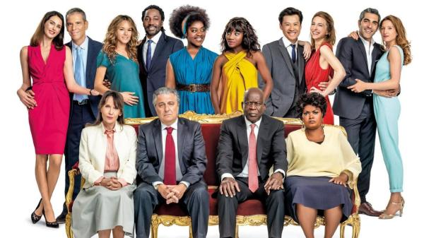 Volledige cast van Bon Dieu! 2
