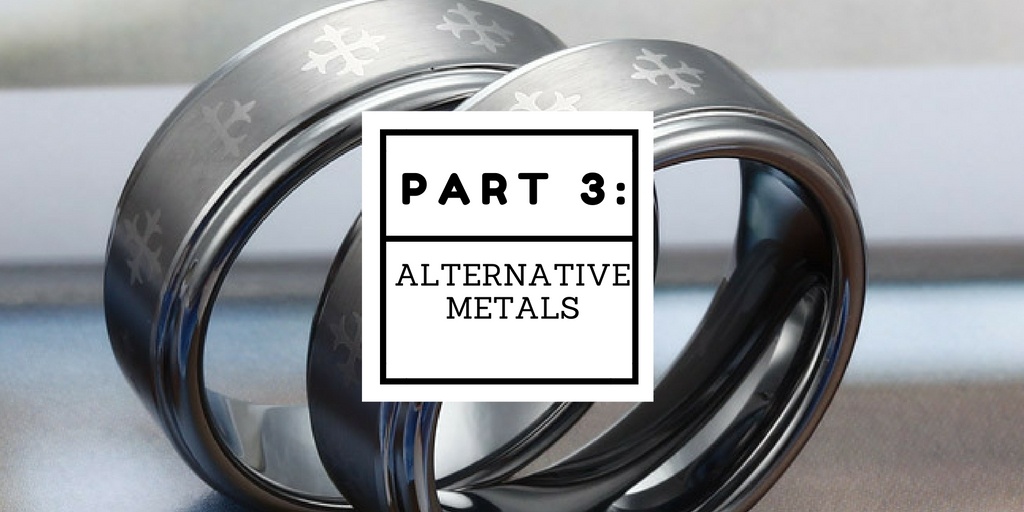 Precious Metals -- Alternative Metals
