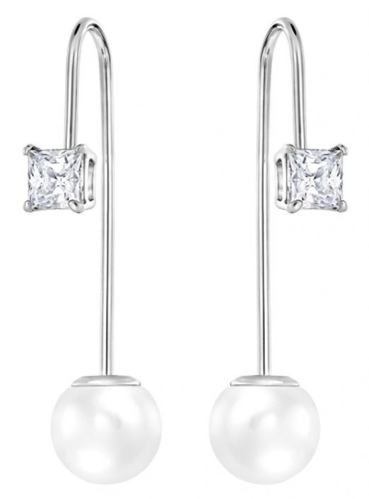 Swarovski Attract Earrings Available at Frank Jewelers