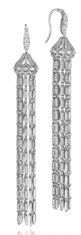 Tacori Vault Earrings Available at Golden Tree Jewellers in Langley