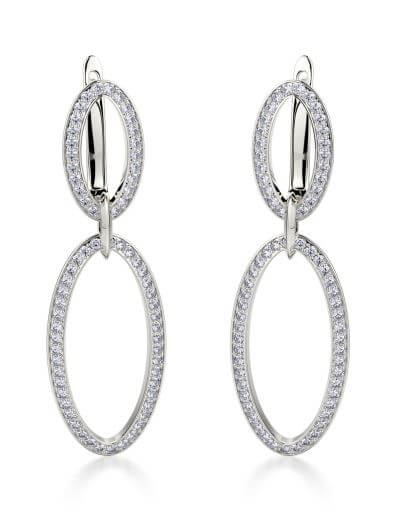 Michael M Drop Earrings Available at GMG Jewellers in Saskatoon, Saskatchewan