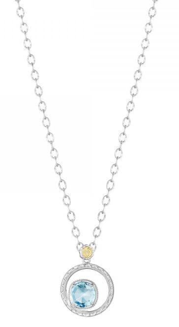Tacori Island Rains Necklace Available at BARONS Jewelers in Dublin, California.