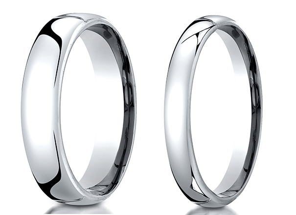 Benchmark Wedding Bands Available at Medawar Jewelers