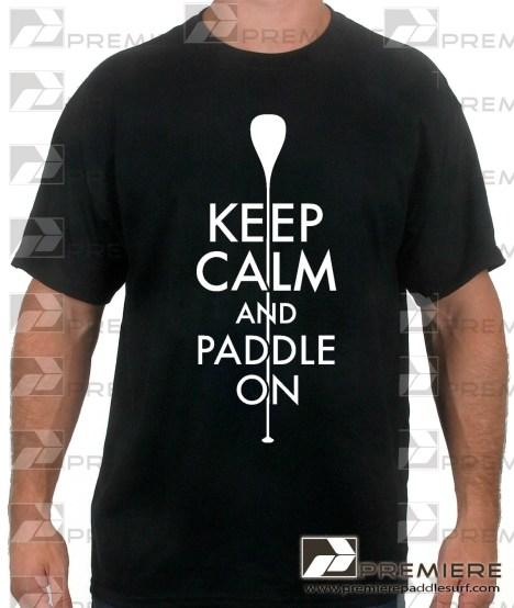 keep-calm-paddle-on-black-sup-shirt