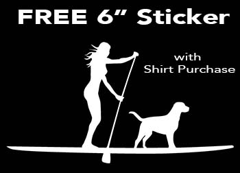 free-sup-pup-white-sticker