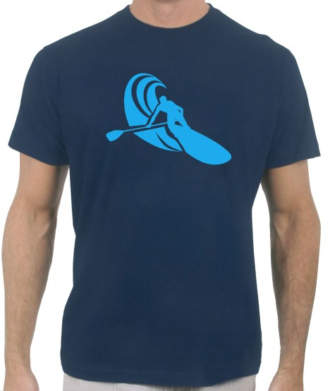 Barrel Paddle Drag T-Shirt