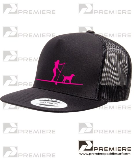 sup-pup-girl-neon-pink-hats-trucker-black-sup
