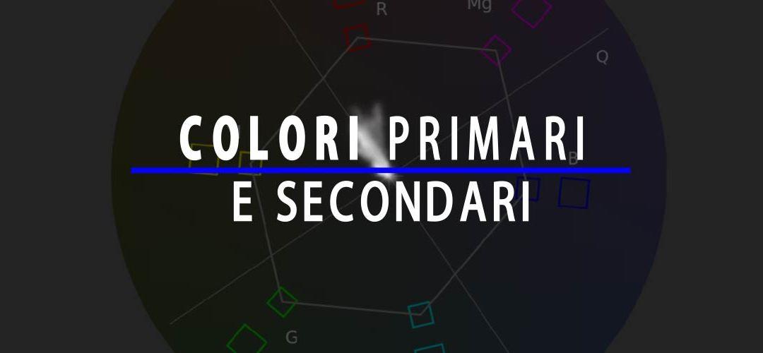 Color Correction su Premiere Pro – Colori primari e secondari – Tutorial #8