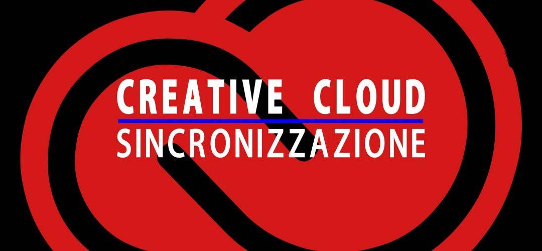 La sincronizzazione delle preferenze su Creative Cloud