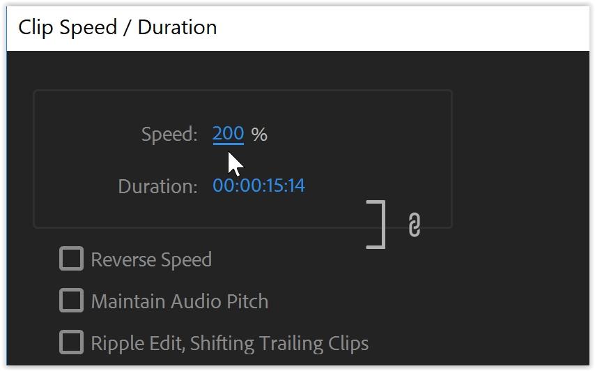 speed duration