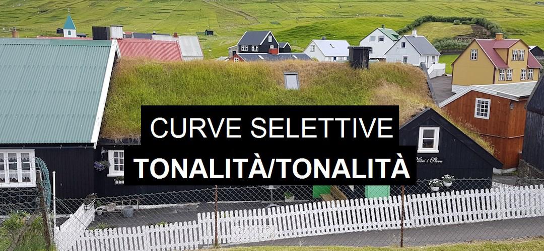 Curva selettiva Tonalità/Tonalità (CC 2019)