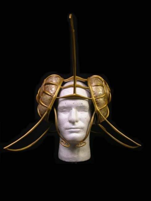 Immortals Poseidon (Kellan Lutz) Crown Movie Props