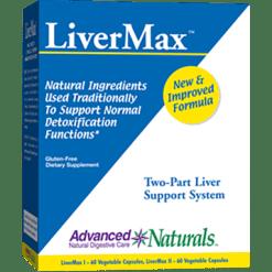 Advanced Naturals LiverMax 1 kit A16415