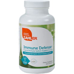 Advanced Nutrition by Zahler Immune Defense 120 caps Z81126