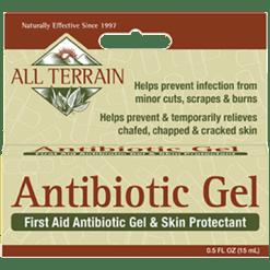 All Terrain Antibiotic Gel 0.5 fl oz AT5013