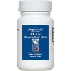 Allergy Research Group DHEA 50 mg 60 tabs DHE11