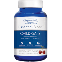 Allergy Research Group Essential Biotic Children039s 60 tabs A73202
