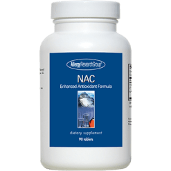 Allergy Research Group NAC 200 mg 90 tabs NAC19