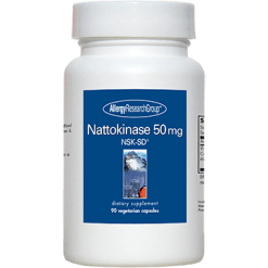 Allergy Research Group Nattokinase 90 vegcaps NATT6