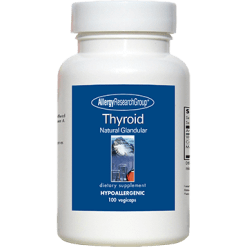 Allergy Research Group Thyroid 100 vcaps A71810