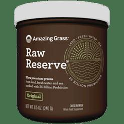 Amazing Grass GSF Raw Reserve 8.5 oz 30 serv A00784