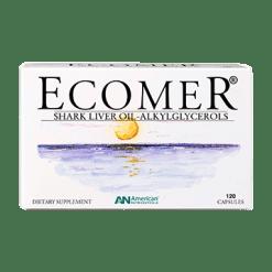 American Nutriceuticals LLC Ecomer 120 caps A02016