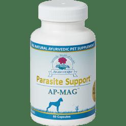 Ayush Herbs Parasite Support AP Mag Vet 90 caps AYV2