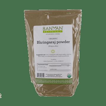 Banyan Botanicals Bhringaraj Powder Organic 1lb BHRIN