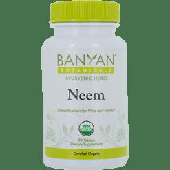 Banyan Botanicals Neem Organic 90 tabs NEEM4