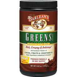 Barleans Greens Chocolate Silk 9.52 oz B00094