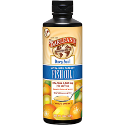 Barleans Ultra High Citrus Omega Swirl 16 oz B00293