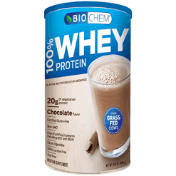 Biochem 100 Whey Protein Choc Fudge 15.4 oz B20004