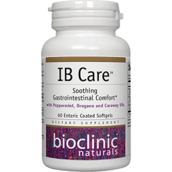 Bioclinic Naturals IB Care 60 Enteric Coated Softgels BC9228