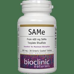 Bioclinic Naturals SAMe 30 tabs BC9246