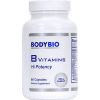 BodyBio E Lyte B Vitamins Hi Potency 90 caps SP810