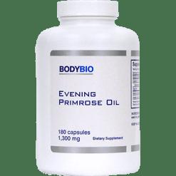 BodyBio E Lyte Evening Primrose Oil 1300 mg 180 caps EPO65