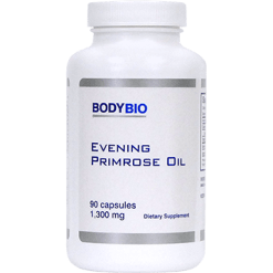 BodyBio E Lyte Evening Primrose Oil 1300 mg 90 caps EPO64