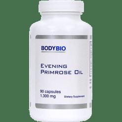 BodyBio E Lyte Evening Primrose Oil 1300 mg 90 caps EPO64