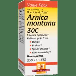 Boericke amp Tafel Arnica montana 30C 250 tabs ARN22
