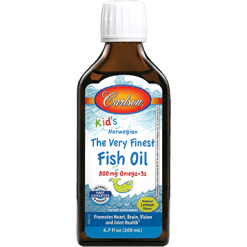 Carlson Labs Carlson® for Kids Fish Oil Lemon 200 ml KFOL2