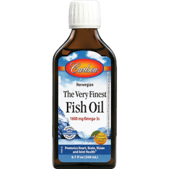 Carlson Labs Fish Oil Orange 200 ml FISH3