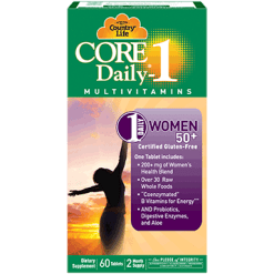 Country Life Core Daily 1 Womens 50 60 tabs C81968