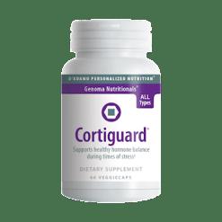 DAdamo Personalized Nutrition Cortiguardreg 60 vegcaps CORT9