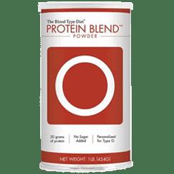DAdamo Personalized Nutrition Protein Blend Powder Type O 1 lb PRO54
