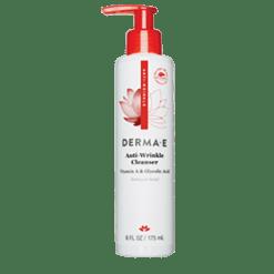 DERMA E Natural Bodycare Anti Wrinkle Cleanser 6 fl oz D04816